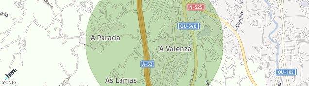 Mapa Vilaescusa