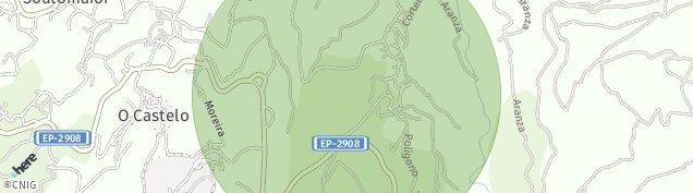 Mapa Lourido