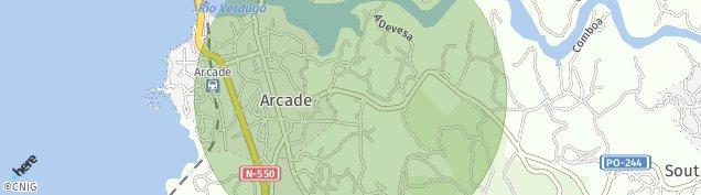 Mapa Arcade