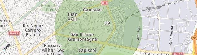 Mapa Cortes