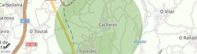 Mapa Paredes