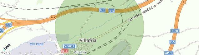 Mapa Cotar