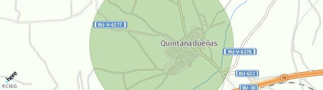 Mapa Quintanadueñas