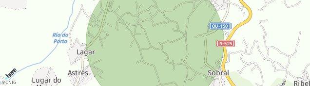 Mapa Sartedigos