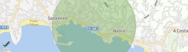 Mapa A Carabuxeira