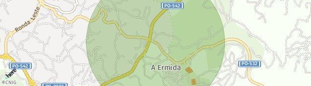 Mapa Marcon