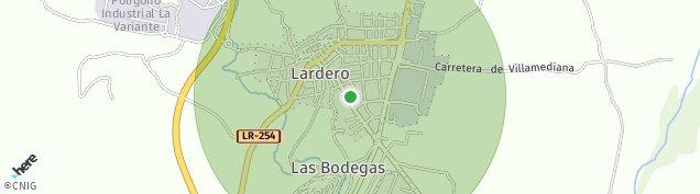 Mapa Lardero