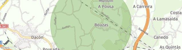 Mapa Dacon