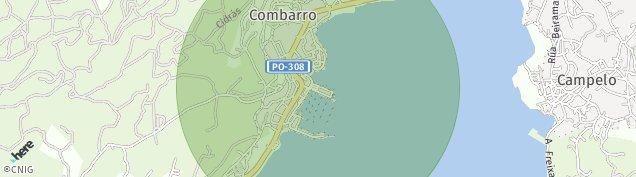 Mapa Combarro