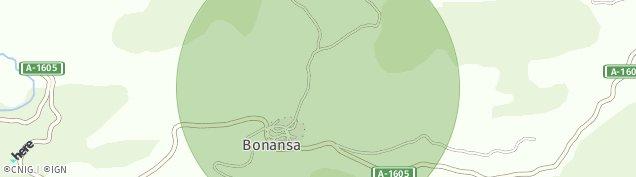 Mapa Bonansa