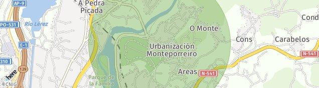 Mapa Areas