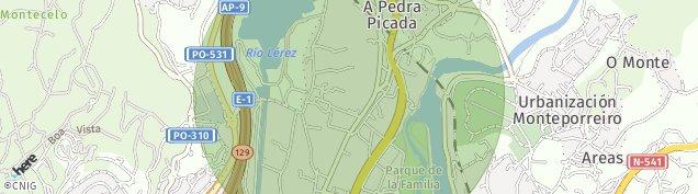 Mapa Lerez
