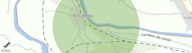 Mapa El Cortijo