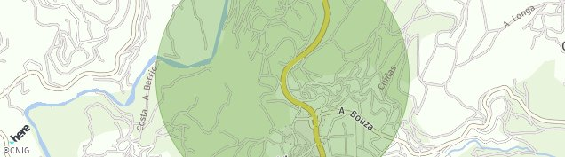 Mapa Viascon
