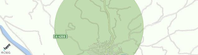 Mapa Lapuebla de Labarca