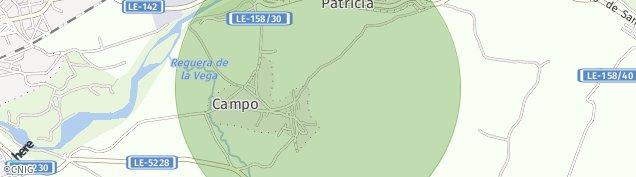 Mapa Ponferrada