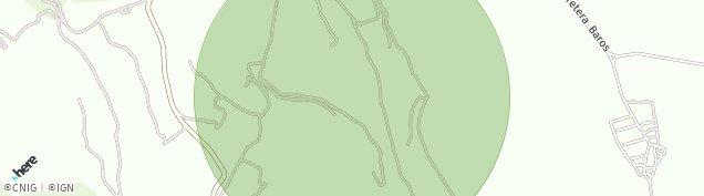 Mapa Baros