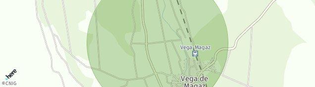 Mapa Vega Magaz