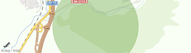 Mapa Pueyo