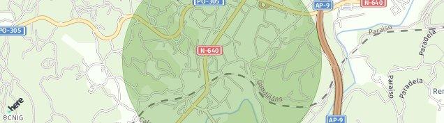 Mapa Saiar