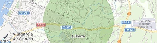 Mapa Cea