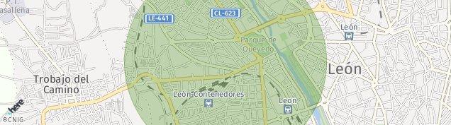 Mapa León