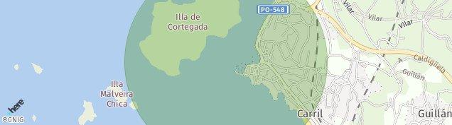 Mapa Carril