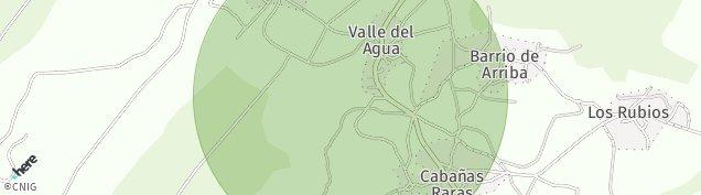 Mapa Cabañas Raras