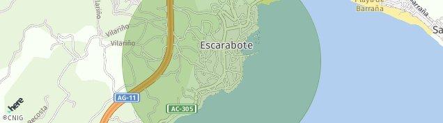 Mapa Escarabote