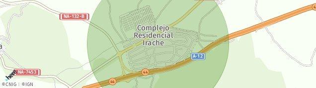 Mapa Urbanizacion Irache