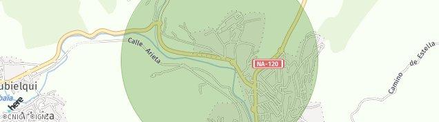 Mapa Estella