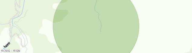 Mapa Casau