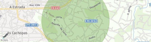 Mapa A Estrada