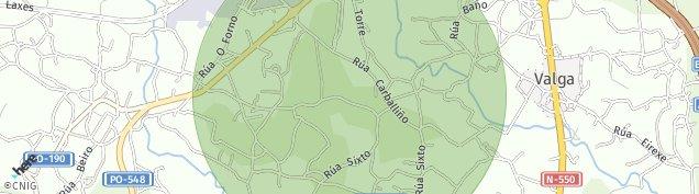 Mapa O Forno