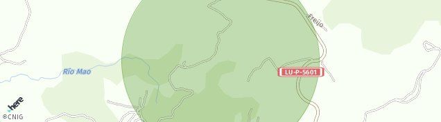 Mapa Pacios