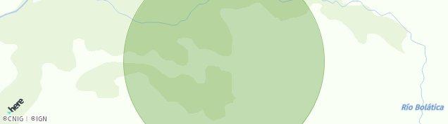 Mapa Panticosa