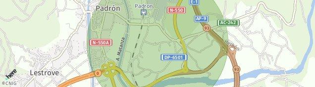 Mapa Padrón