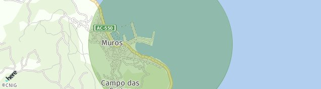 Mapa Muros