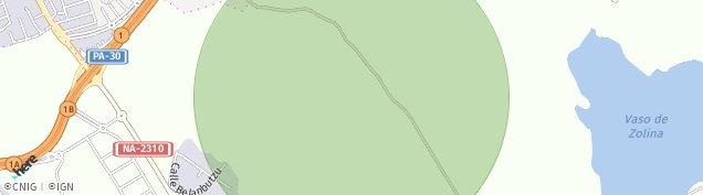 Mapa Tajonar