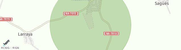 Mapa Paternain