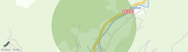 Mapa Les
