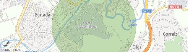 Mapa Villava