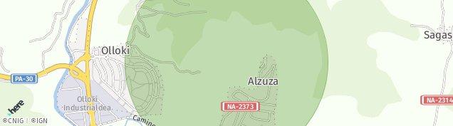 Mapa Olloki