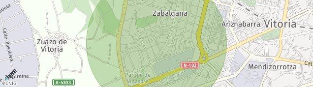 Mapa Armentia