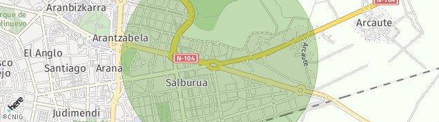 Mapa Elorriaga
