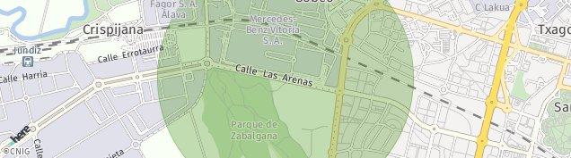Mapa Ehari