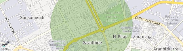Mapa Arriaga