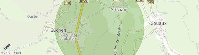 Carte de Guchen