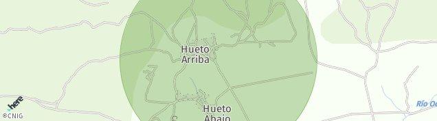 Mapa Hueto Arriba/Otogoien