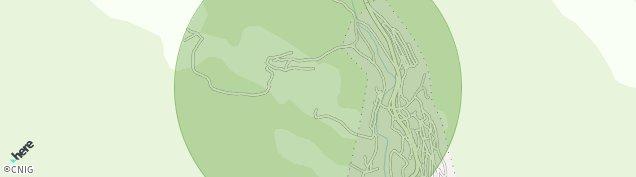 Mapa Barruelo de Santullán